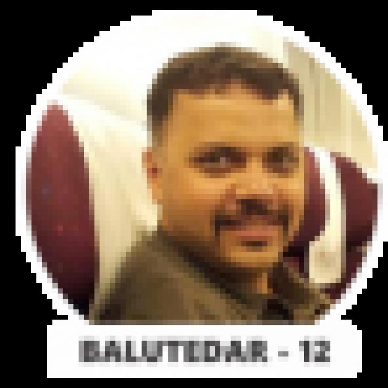 Balutedar - 12