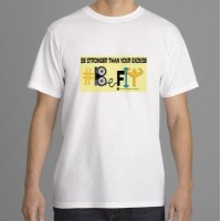 """BeFit"" T-shirt (Female)"