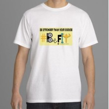 """BeFit"" T-shirt (Male)"