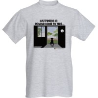 """Coming home to this"" T-shirt (Male)"