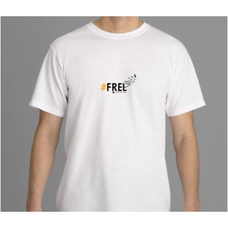 "The very creative ""Free"" T-Shirt (Male)"